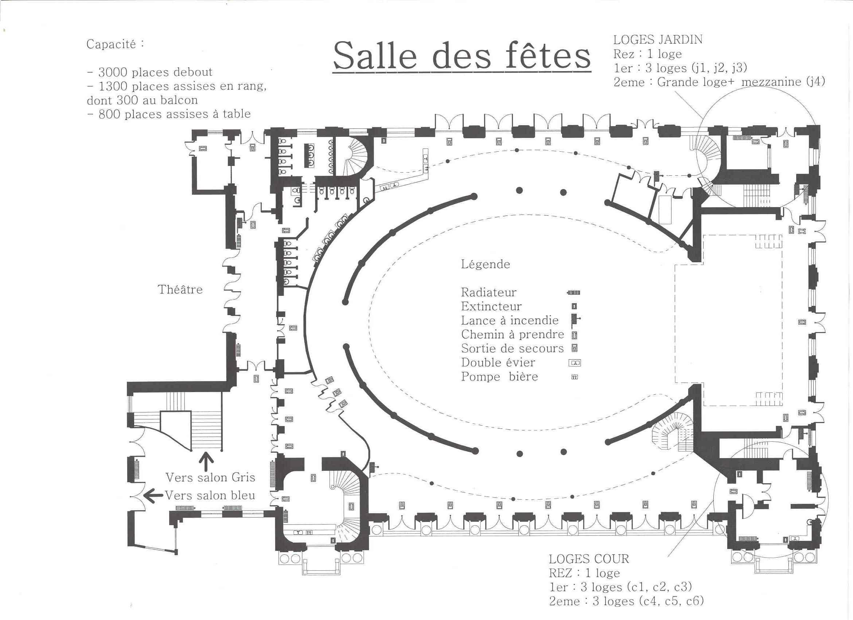 salle des f 234 tes centre culturel spa jalhay stoumont