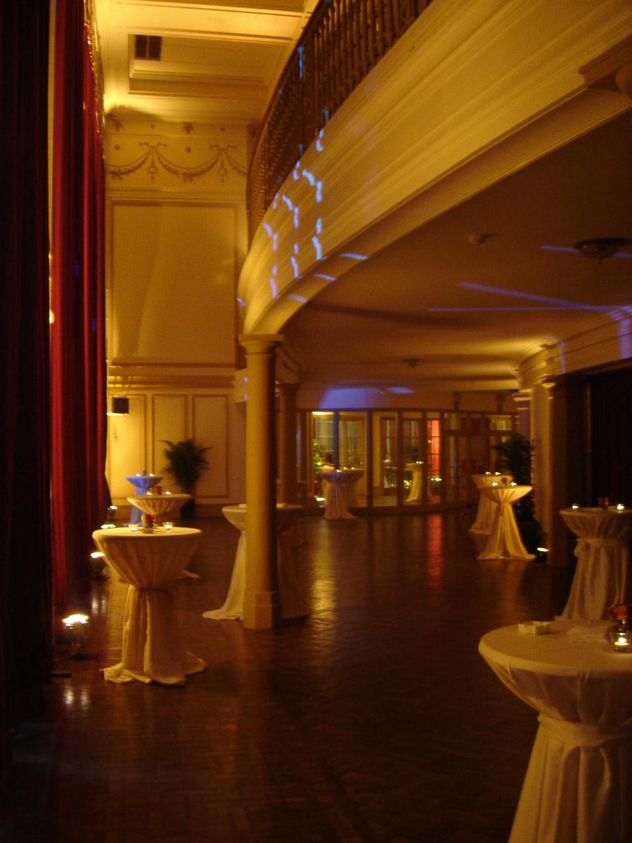 salle des fêtes Centre culturel de Spa