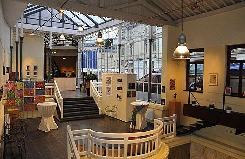 Galerie d'Art Prince de Condé - Centre culturel de Spa